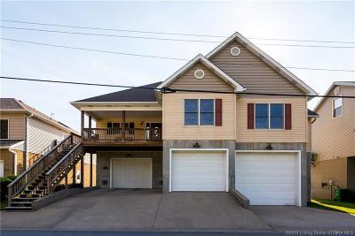 Jeffersonville Single Family Home For Sale: 4704 Upper River Road
