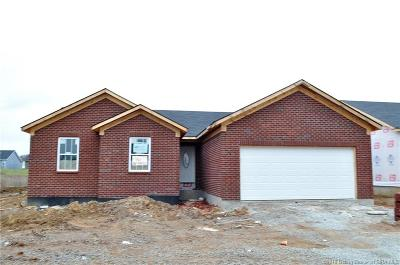 Charlestown Single Family Home For Sale: 8616 Oak Valley Dr. Lot 112