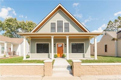 New Albany Single Family Home For Sale: 1500 State Street