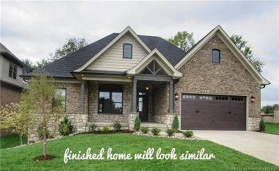 Jeffersonville Single Family Home For Sale: 6336 Cliff Drive