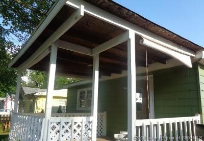 Jeffersonville Single Family Home For Sale: 1041 Avondale Court