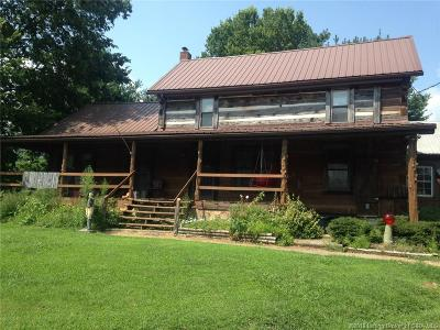 Washington County Single Family Home For Sale: 455 N Harristown Road