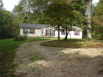 Lexington IN Single Family Home For Sale: $114,900