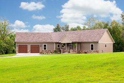 Floyd County Single Family Home For Sale: 7349 Heinze Road