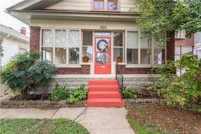 Jeffersonville Single Family Home For Sale: 950 E 7th Street