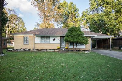 Jeffersonville Single Family Home For Sale: 49 Sycamore Road