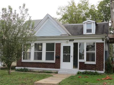 New Albany IN Single Family Home For Sale: $79,900