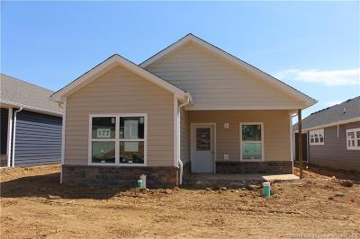 Jeffersonville Single Family Home For Sale: 3904 - Lot 177 Lotus Loop