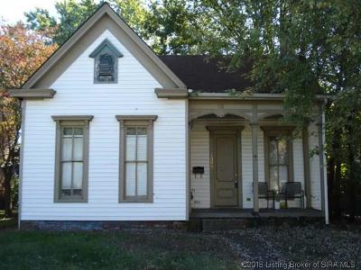 Floyd County Single Family Home For Sale: 1306 E Elm Street