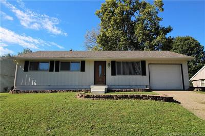 Clarksville Single Family Home For Sale: 1715 Tennyson Drive