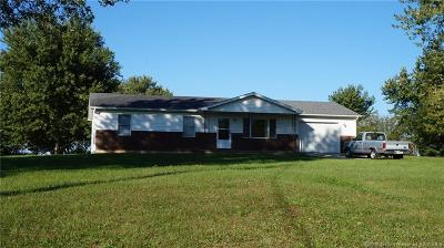 Washington County Single Family Home For Sale: 4440 N Hypes Road