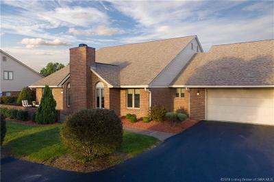 Jeffersonville Single Family Home For Sale: 3156 Country Club Lane