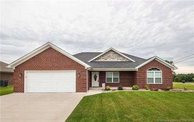 Single Family Home For Sale: 6302 Goldrush Boulevard