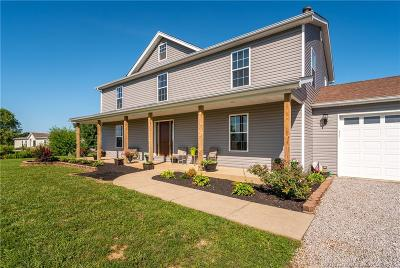 Clark County Single Family Home For Sale: 15211 N New Market Road