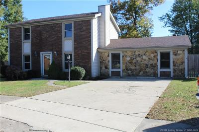 Clarksville Single Family Home For Sale: 2424 Abbeywood Court