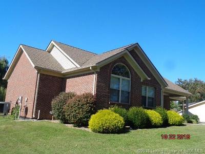 Clarksville Single Family Home For Sale: 1019 Sprague Street