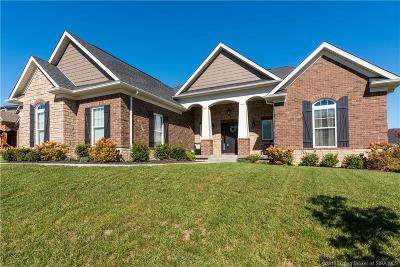 Floyd County Single Family Home For Sale: 5008 Cooks Creek Lane
