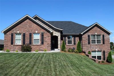 Clark County Single Family Home For Sale: 12302 Turnberry Trace