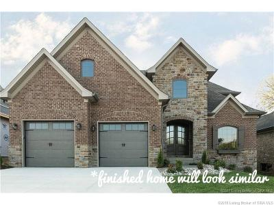 Clark County Single Family Home For Sale: 6331 Cliff Drive