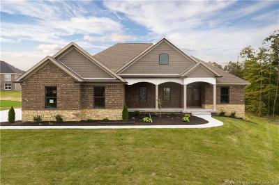 Sellersburg Single Family Home For Sale: 1103 Whisler Way