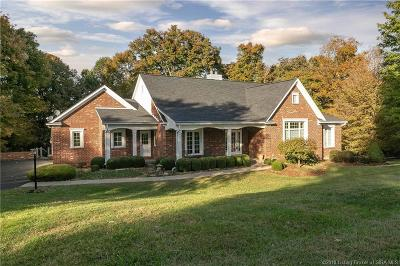 Floyd County Single Family Home For Sale: 5032 Bent Creek Drive
