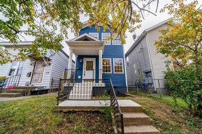 Louisville Single Family Home For Sale: 1041 S Shelby Street