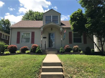 New Albany Single Family Home For Sale: 2305 Spring Avenue