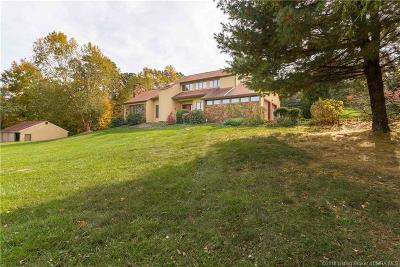 Floyd County Single Family Home For Sale: 1001 Kelley's Ridge