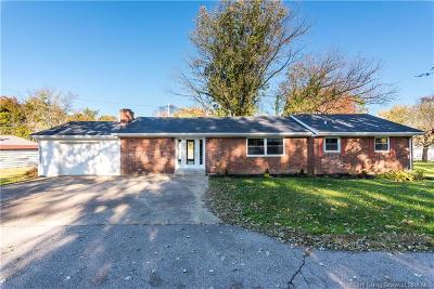 Jeffersonville Single Family Home For Sale: 4918 Emerick Drive
