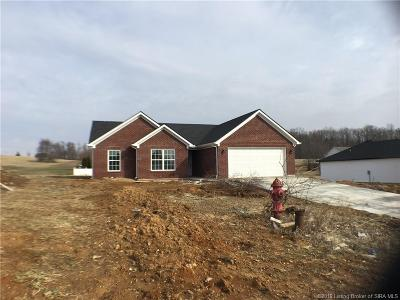 Washington County Single Family Home For Sale: 1207 (Lot 43) Norway Drive