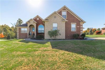 Georgetown Single Family Home For Sale: 725 Willow Oak Drive