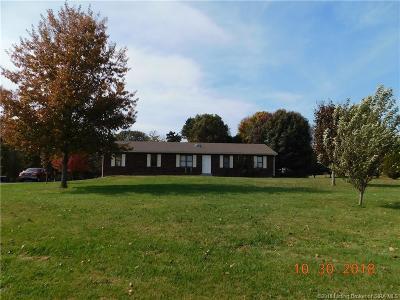 Washington County Single Family Home For Sale: 107 McClellan Way
