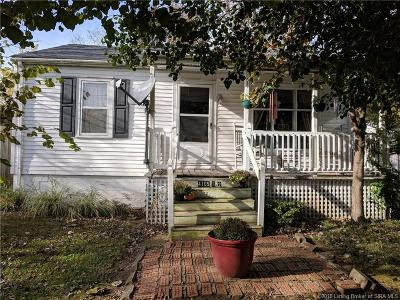 New Albany Single Family Home For Sale: 4105 1/2 Payne Koehler