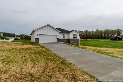Washington County Single Family Home For Sale: 1209 (Lot 44) Norway Drive