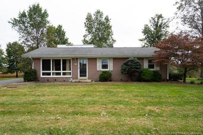 Borden Single Family Home For Sale: 2304 Engle Road