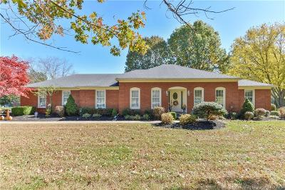 Floyd County Single Family Home For Sale: 3004 Shoreline Turn