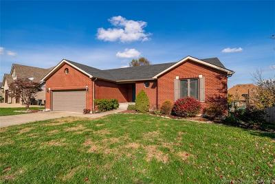 Sellersburg Single Family Home For Sale: 104 Fawn Court