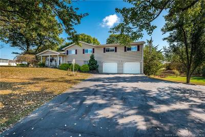 Single Family Home For Sale: 2878 N Slab Road