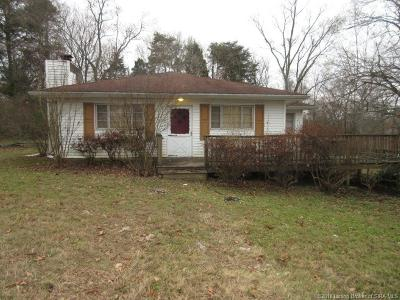 Floyd County Single Family Home For Sale: 206 Mount Tabor Road