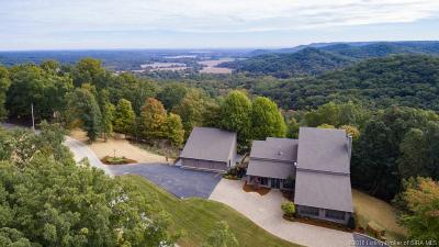 Borden Single Family Home For Sale: 18118 Dow Knob Road