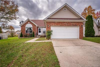 Jeffersonville Single Family Home For Sale: 914 Marquise Court