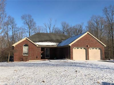 Harrison County Single Family Home For Sale: 2490 W. Haven Drive NW