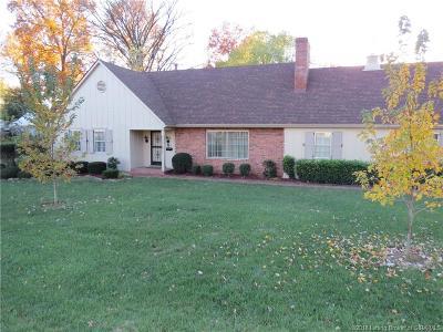 Clarksville Single Family Home For Sale: 1117 Gutford Road