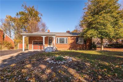 Clark County Single Family Home For Sale: 412 Chippewa Drive