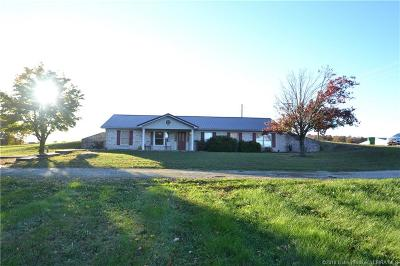 Harrison County Single Family Home For Sale: 4755 E Hwy 11 SE