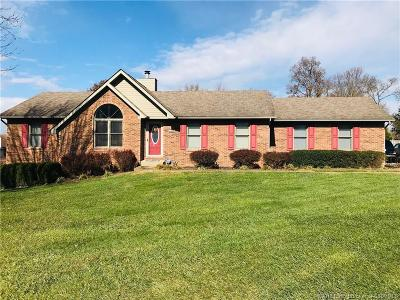 Floyd County Single Family Home For Sale: 7798 Four Leaf Drive