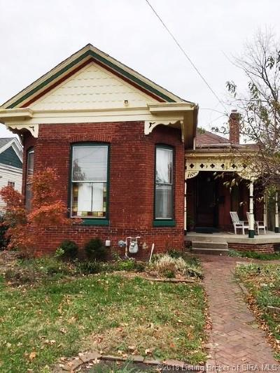 Clark County Single Family Home For Sale: 820 Meigs Avenue