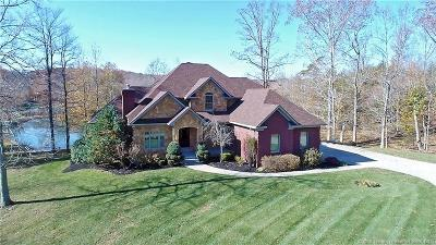 Henryville Single Family Home For Sale: 16701 Right Branch Trail