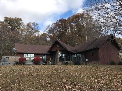 Crawford County Single Family Home For Sale: 5088 W Jericho Road
