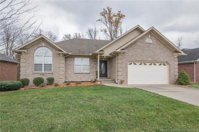 Greenville Single Family Home For Sale: 1002 Frontier Trail